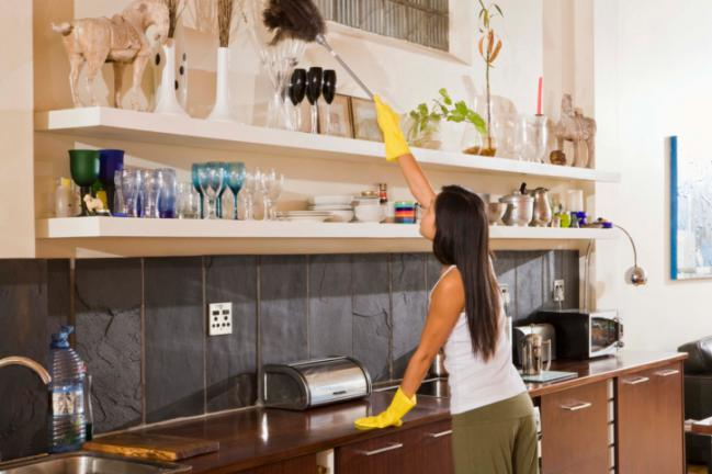 6 consejos para fin de a o organiza tu casa 4 6 - Como limpiar azulejos cocina ...